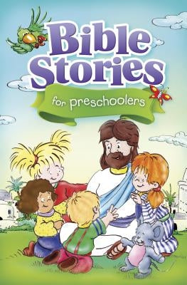 Bible Stories for Preschoolers by Vocatio Publishers