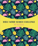 Bible Word Search Challenge by Compiled by Barbour Staff