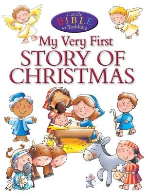 My Very First Christmas by David, Juliet