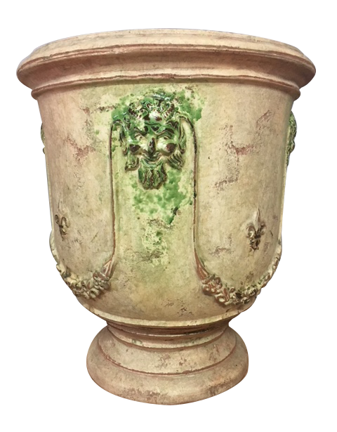 17th Century Anduze Planter in Antica