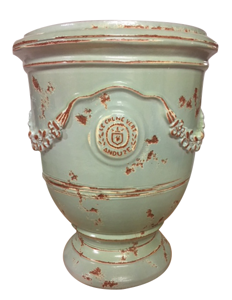 The Anduze Planter in Celadon