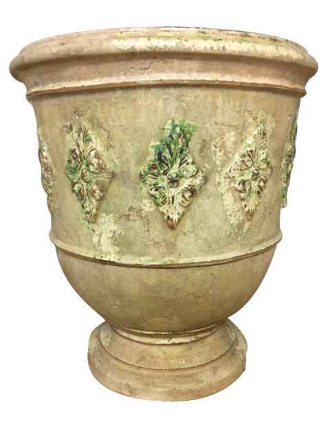 The Louis XVI Anduze Planter in Antica