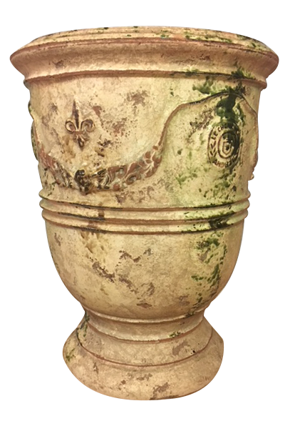 The Anduze Prestige Planter in Antica