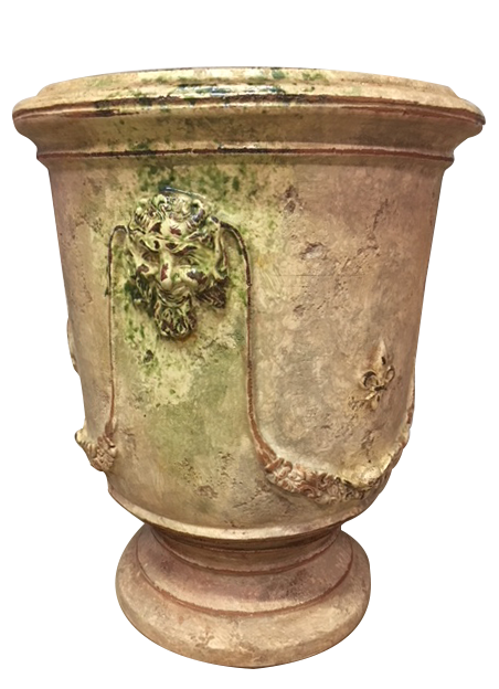 The Anduze XVIITH Planter in Antica