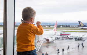 Qantas | Airport | Toddler