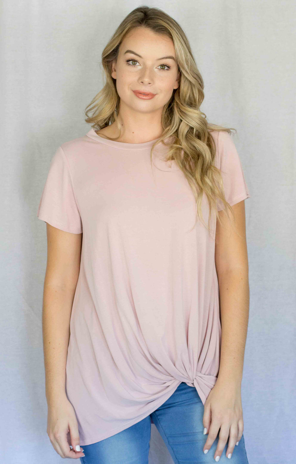 The Traci Top Pink