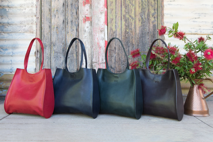 Introducing our new Giovanni Tote Bags