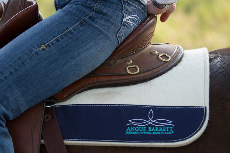 #10 Of 20 - Pure Wool Saddle Pads