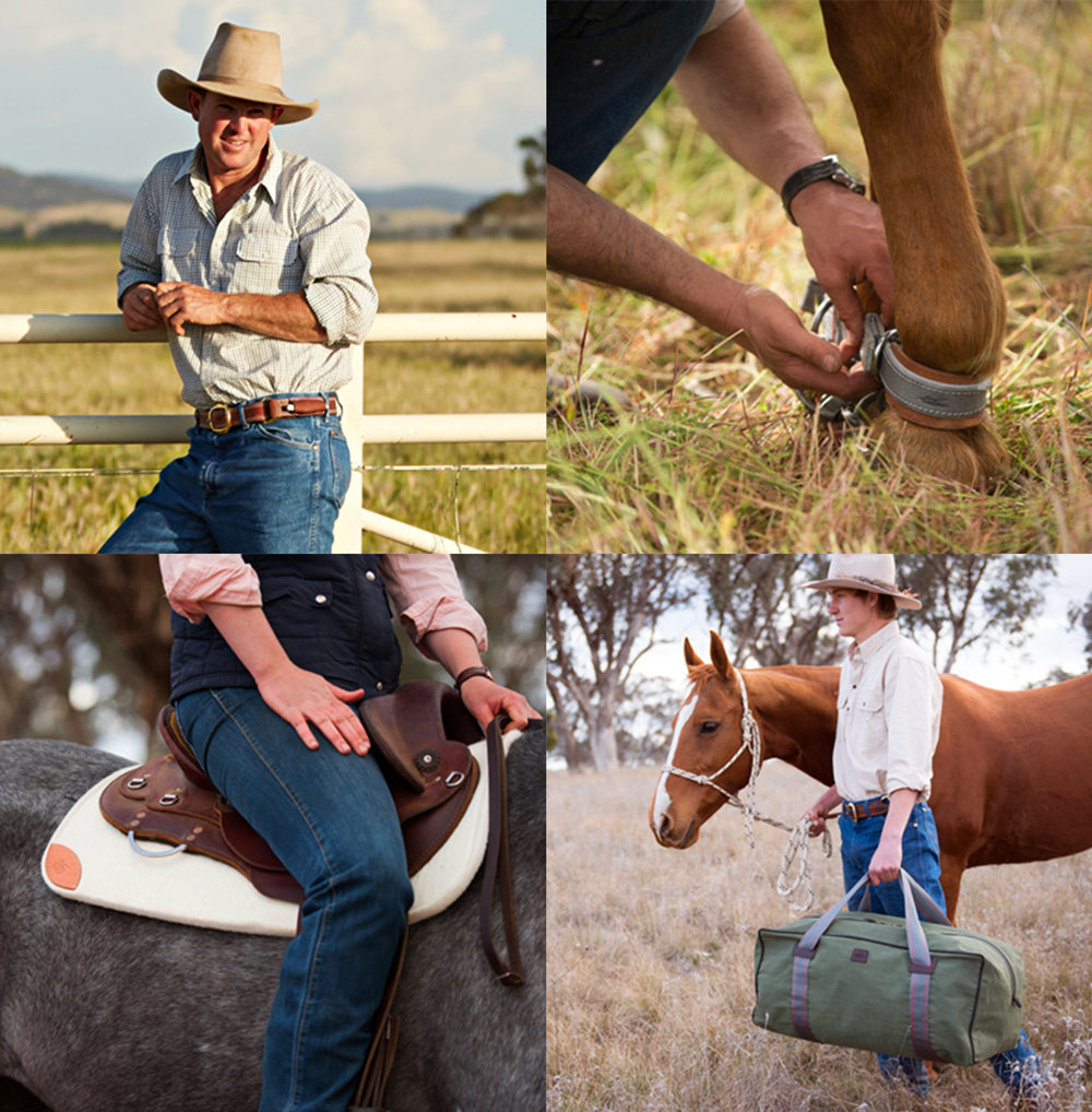 Gearing yp for the Dry Season? | Angus Barrett's Dry Season Essentials