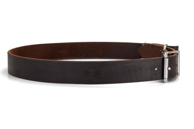 Angus Barrett Eakon Knife Belt with stainless steel hardware
