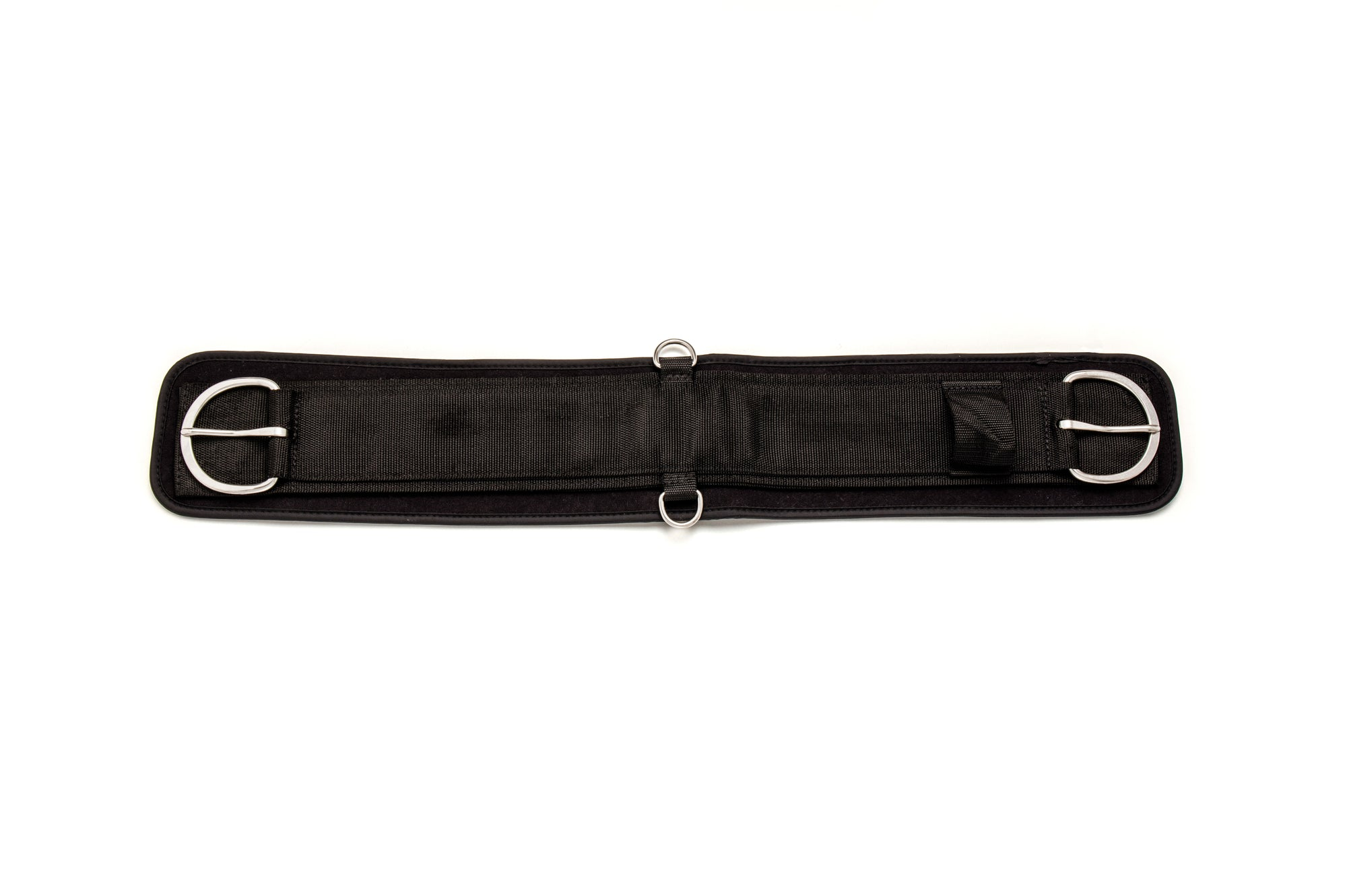 Angus Barrett Straight Girth with replaceable neoprene skin