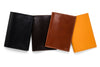 Angus Barrett A4 Diary Cover in Black, Dark Brown, Tan and Gold