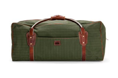 Angus Barrett Warrego Bag with Brass Hardware