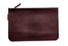 Kangaroo Leather Document And Tablet Case