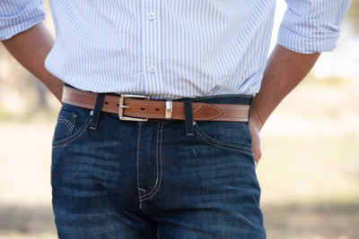 Harness Belt - Stainless Steel