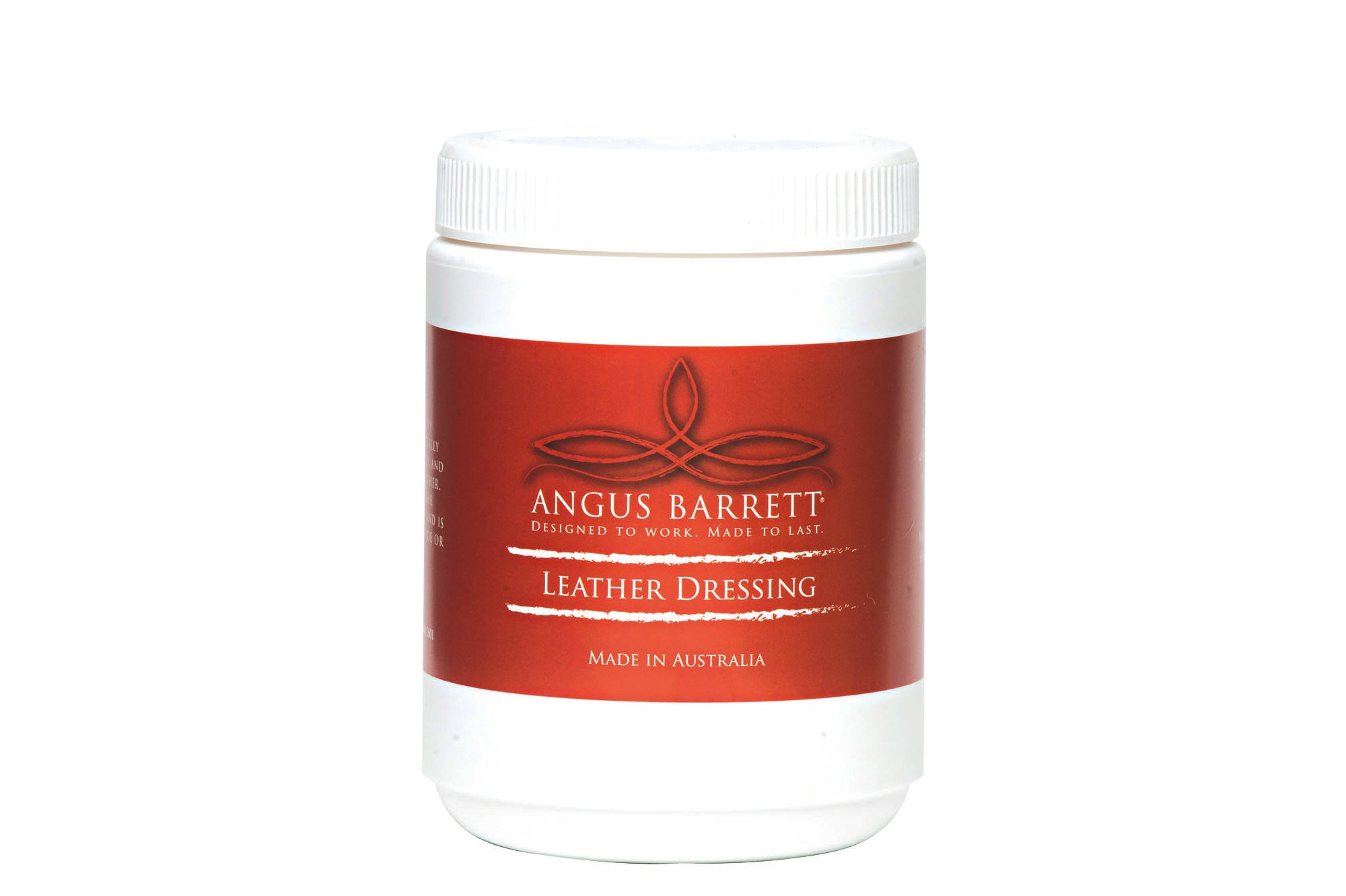 Angus Barrett Leather Conditioner 1kg