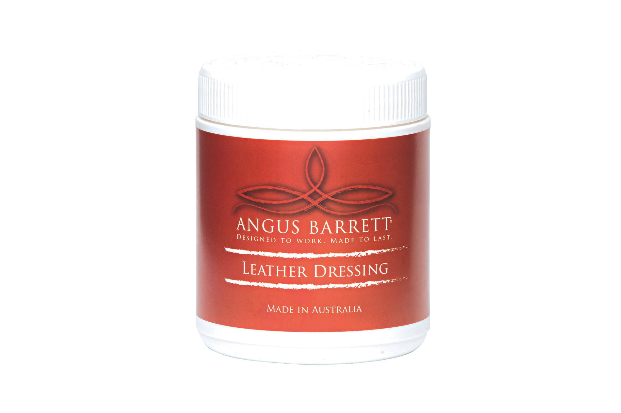 Angus Barrett Leather Conditioner 500g