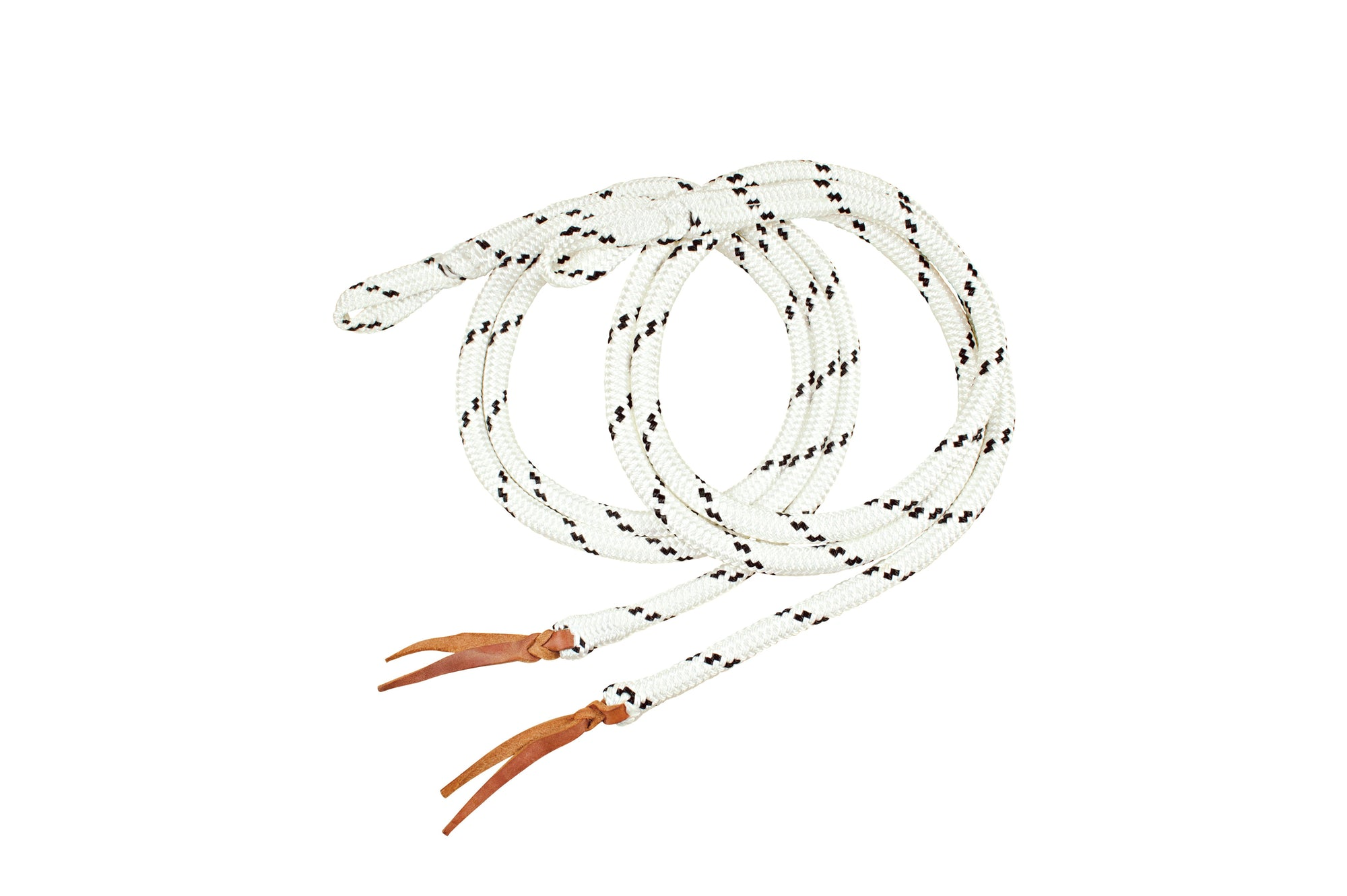 Angus Barrett's Lead Ropes are available in two lengths and two thicknesses