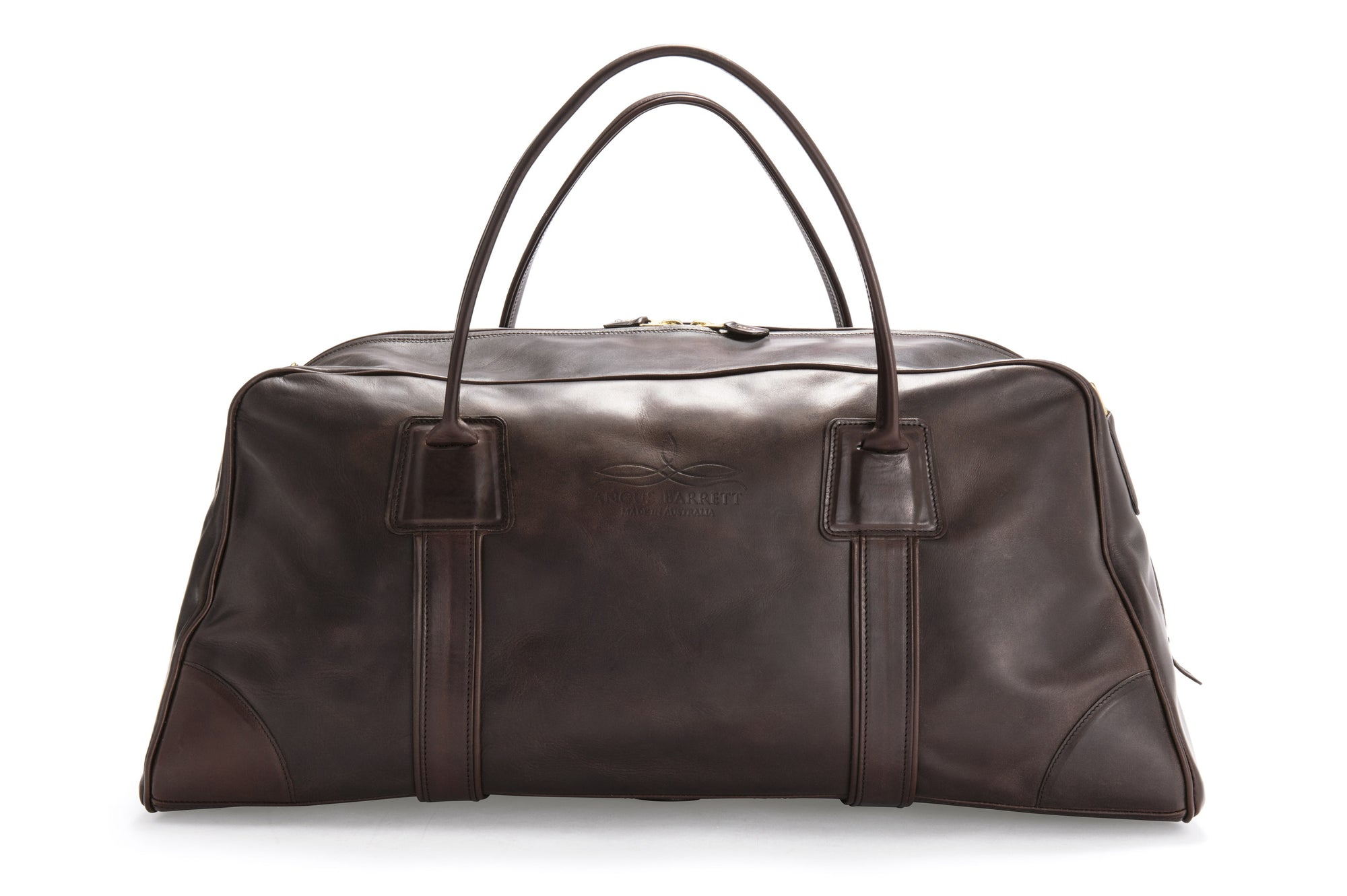 Talbragar Leather Gear Bag - Brown