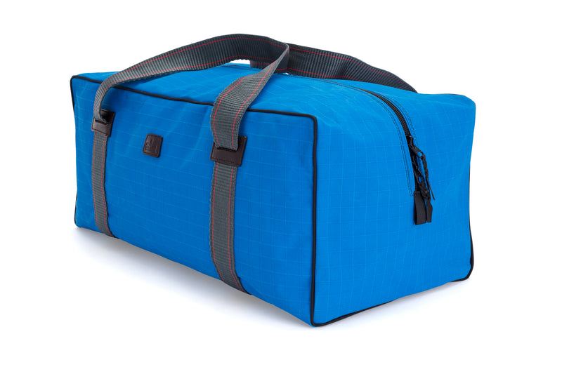 Canvas Gear Bag - Medium - Blue