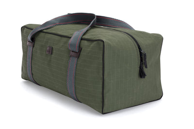 Canvas Gear Bag - Medium - Green