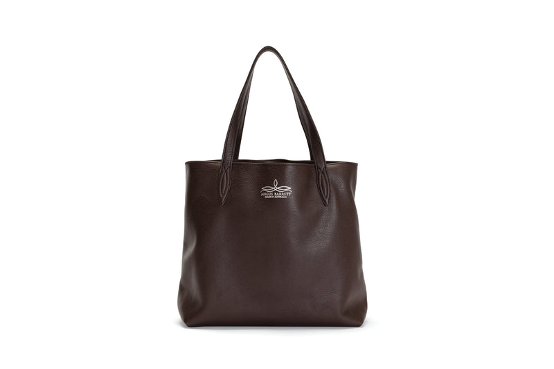 Annabella Tote Bag - Chocolate