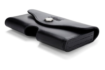 Angus Barrett Phone Pouch in Black