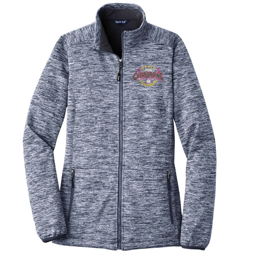 Cheerleading  Ladies Soft Shell Jacket OSAA State Championships