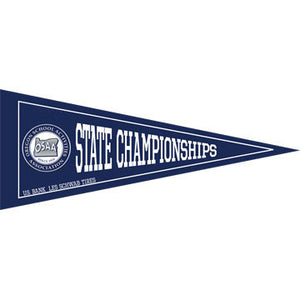 OSAA State Championship Pennant