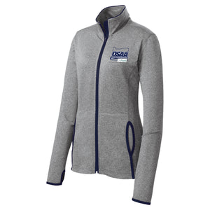 OSAA Ladies Sport full zip jacket