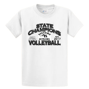Volleyball State Champion 4A