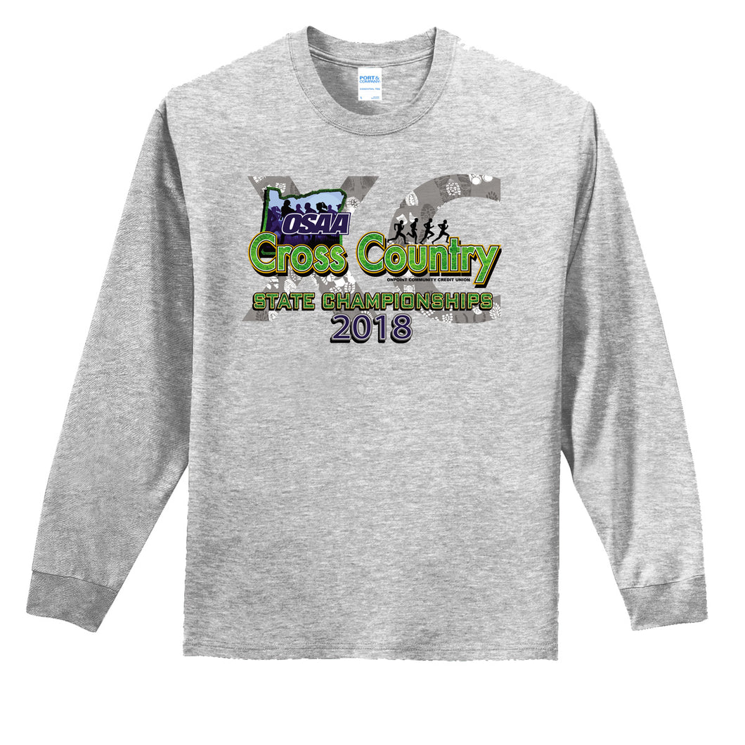 Cross Country Long Sleeve Tee 2018