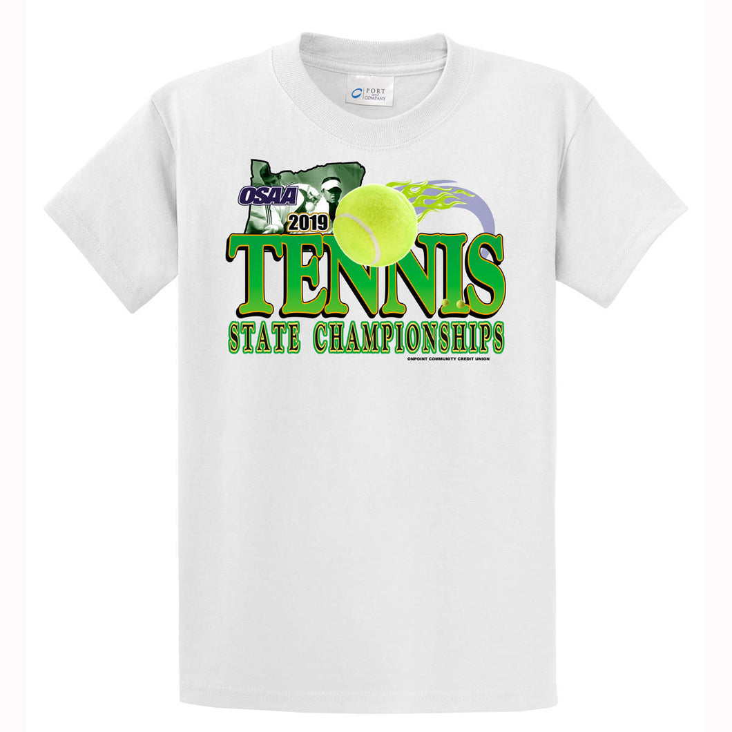 Tennis State Championships 2019Tee