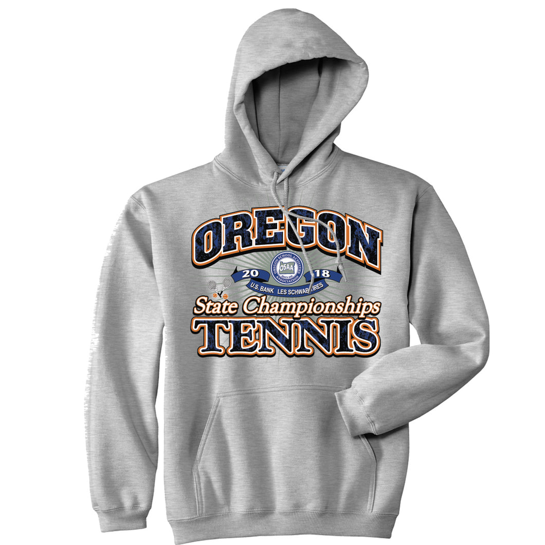 Tennis Hooded Sweatshirt