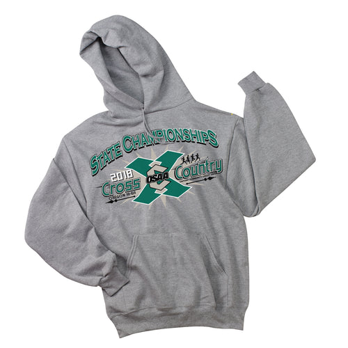 Cross Country Hooded Sweat 2018