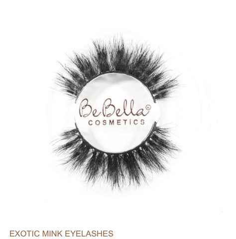 Be Bella Eyelashes