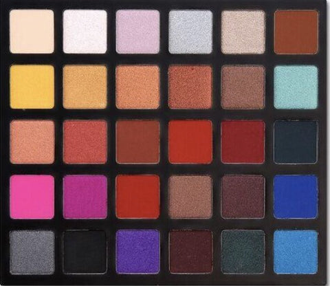Be Bella Eyeshadow Palette PRO Slayette