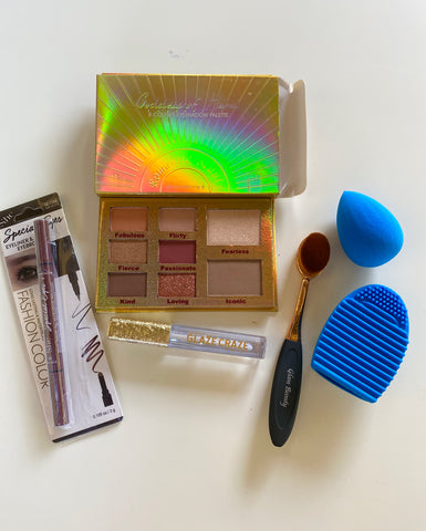 Boxymor Makeup Set
