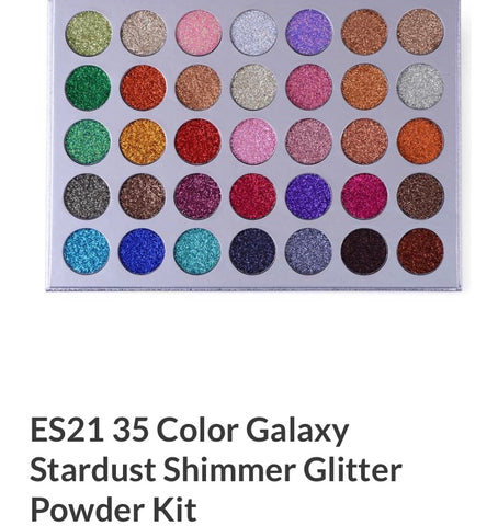 shimmer glitter power kit