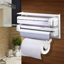3 in 1 Wall Mount Paper Dispenser