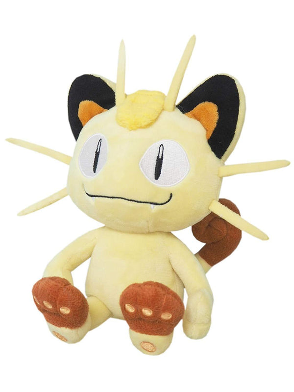 Pokemon ALL STAR COLLECTION PP37 Meowth Plush toy - Poke Plush Australia