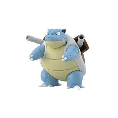 Pokemon Scale World Blastoise Figure - Poke Plush Australia