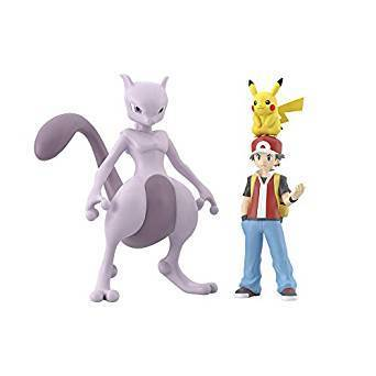 Pokemon Scale World Mini Figure Set - Poke Plush Australia