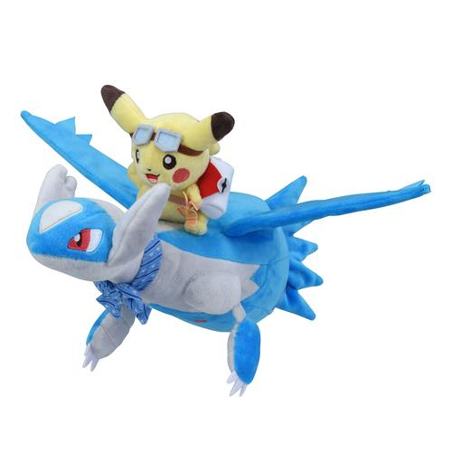 (Special-Order) Pokemon Center 2019 Pikachu Riding Latias - Poke Plush Australia