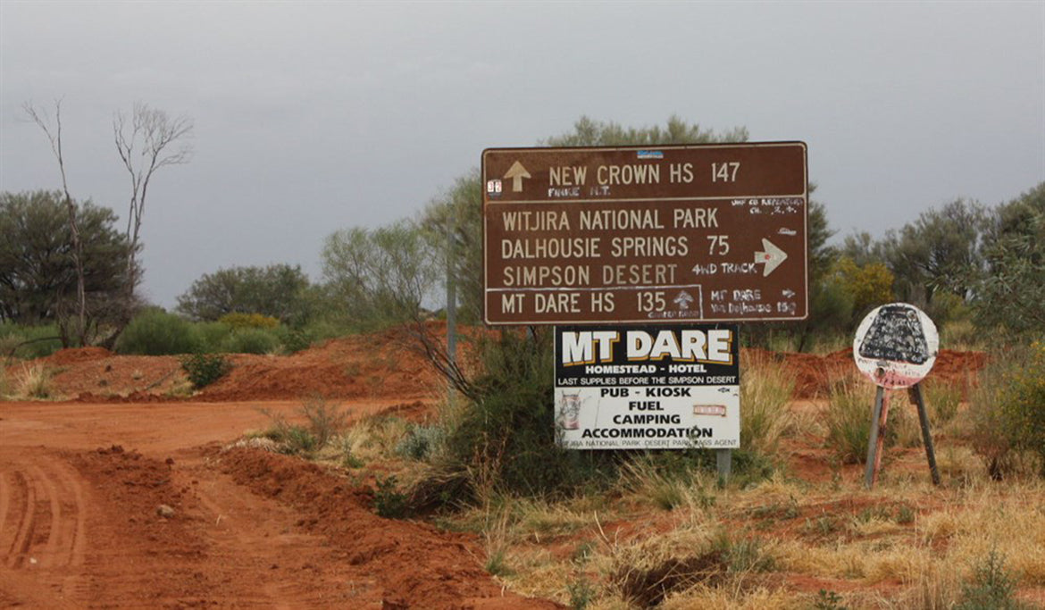Witjira National Park, South Australia