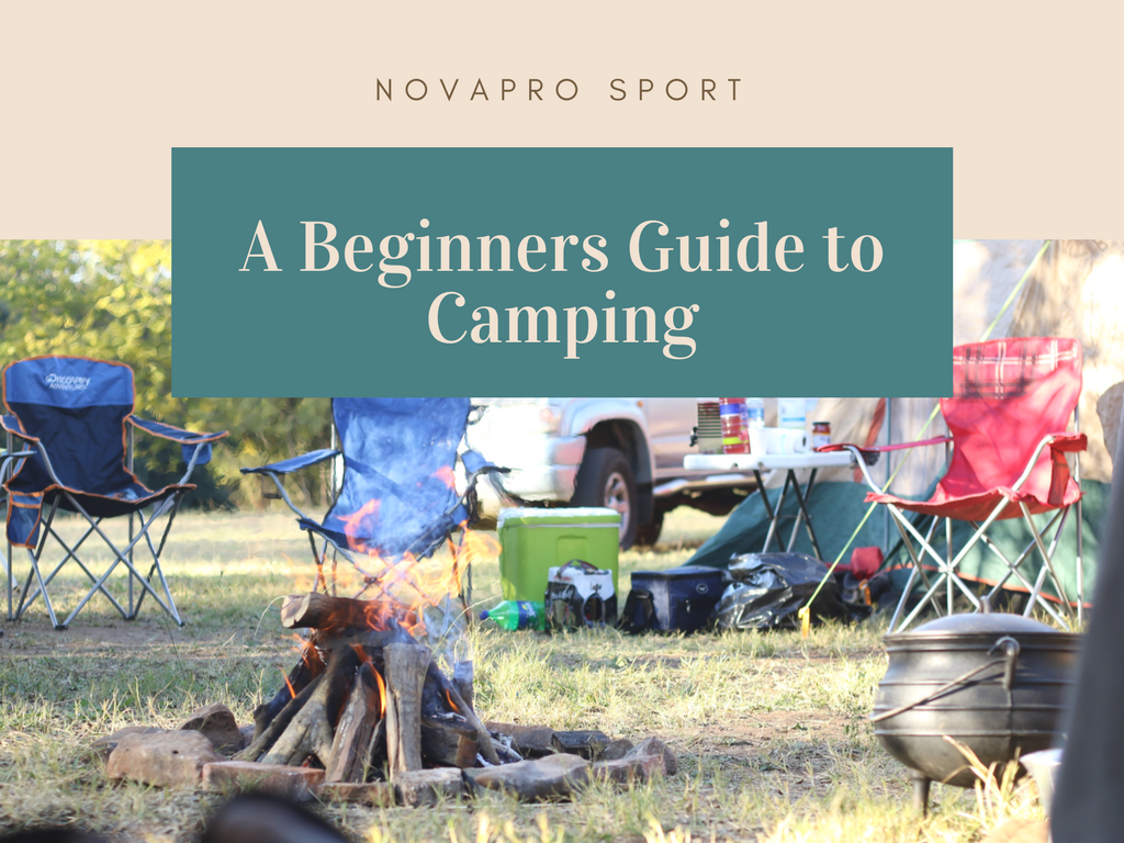 A Beginners Guide to Camping