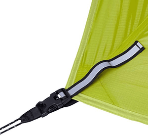 Cloud Up 3 - 20D Ultralight Hiking Tent - Green Upgraded-Novaprosports