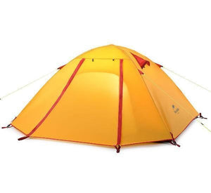 Speedy 2 - 2.1kg Hiking Tent - Orange-Novaprosports