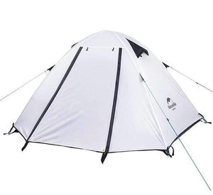 Speedy 2 - 2.1kg Hiking Tent - White-Novaprosports