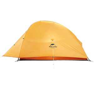 Cloud Up 2 - 1.7kg Ultralight Hiking Tent - Amber Upgraded-Novaprosports